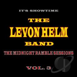 Helm, Levon / Levon Helm Band - Midnight Ramble Sessions, Vol. 3 CD Cover Art
