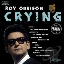 Orbison, Roy - Cryin CD Cover Art
