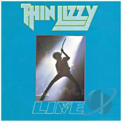 Thin Lizzy - Life Live CD Cover Art