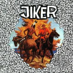 Jiker - And Eh for an Eh a Toque CD Cover Art
