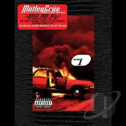 Motley Crue - Music To Crash Your Car To, Vol. 1 CD Cover Art