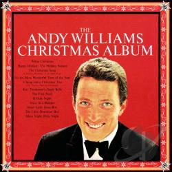 Williams, Andy - Andy Williams Christmas Album CD Cover Art