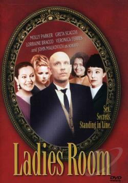Movie - Ladie's Room DVD Cover Art