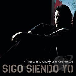 Anthony, Marc - Sigo Siendo Yo: Grandes Exitos CD Cover Art