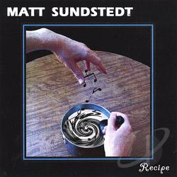 Sundstedt, 'Matt - Recipe CD Cover Art