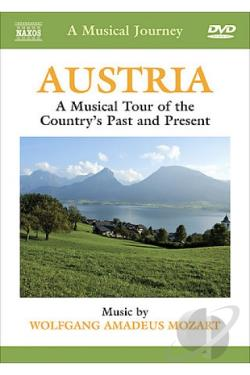 Musical Journey: Austria - Musical Tour Of Country - Night Owl DVD Cover Art