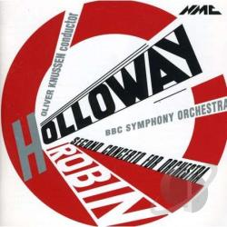 BBC Symphony Orchestra - Robin Holloway: Second Concerto for Orchestra CD Cover Art