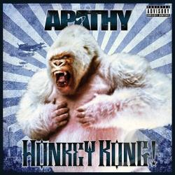 Apathy - Honkey Kong CD Cover Art