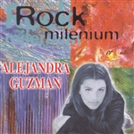 Guzman, Alejandra - Rock Milenium CD Cover Art