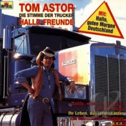 Astor, Tom - Hallo Freunde CD Cover Art