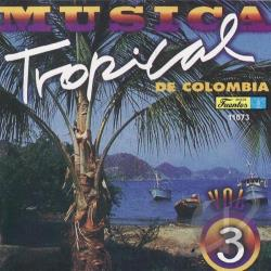 Musica Tropical De Colombia, Vol. 3 CD Cover Art
