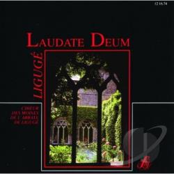 Abbey Of Liguge Choir - Laudate Deum CD Cover Art
