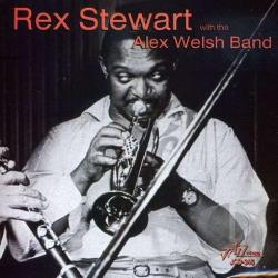 Stewart, Rex - With Alex Welsh Band CD Cover Art