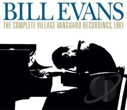 Evans, Bill - Complete Village Vanguard Recordings, 1961 CD Cover Art