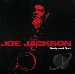 Jackson, Joe - Body and Soul CD Cover Art