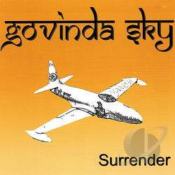 Sky, Govinda - Surrender CD Cover Art