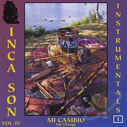 Inca Son - Mi Cambio 4 CD Cover Art