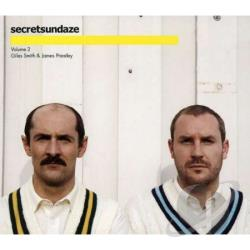 Secretsundaze, Vol. 2 CD Cover Art