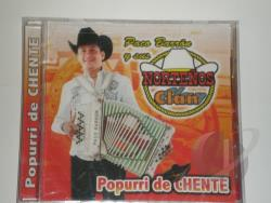 Barron, Paco Y Sus Nortenos Clan - Potpurri De Chente CD Cover Art