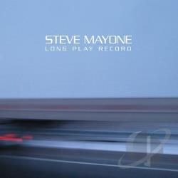 Mayone, Steve - Long Play Record CD Cover Art