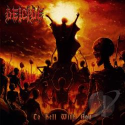 Deicide - To Hell with God CD Cover Art