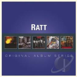 Ratt - Original Album Series CD Cover Art