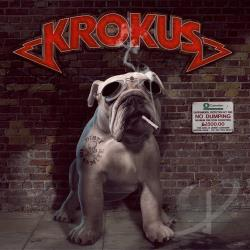 Krokus - Dirty Dynamite CD Cover Art