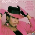 Wright, Betty - Mother Wit CD Cover Art