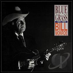 Monroe, Bill - Bluegrass 1970-1979 CD Cover Art