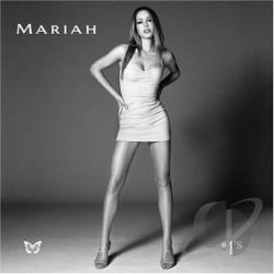 Carey, Mariah - #1's CD Cover Art