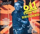 Oi! This Is England CD Cover Art
