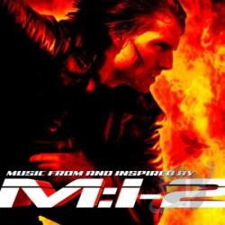 Mission Impossible 2 - Ost CD Cover Art