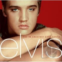 Presley, Elvis - 50 Greatest Love Songs CD Cover Art
