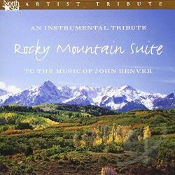 Foulke, Bruce - Rocky Mountain Suite: The Music Of John Denver CD Cover Art