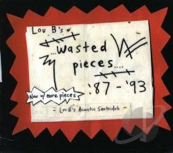 Sentridoh - Lou B's Wasted Pieces 87-93 CD Cover Art