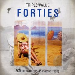 Triple Value: Forties CD Cover Art