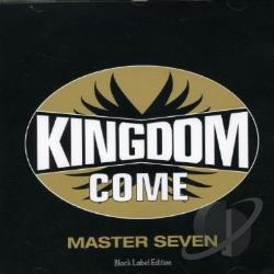 Kingdom Come - Master 7 CD Cover Art