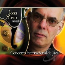 Stein, John - Concerto Internacional de Jazz CD Cover Art