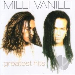 Milli Vanilli - Greatest Hits CD Cover Art