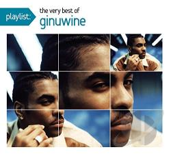 Ginuwine - Playlist: The Very Best of Ginuwine CD Cover Art