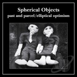 Spherical Objects - Past & Parcel CD Cover Art
