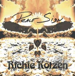 Kotzen, Richie - Peace Sign CD Cover Art
