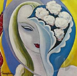 Derek & The Dominos - Layla And Other Assorted Love Songs (40th Anniversary Remaster) CD Cover Art