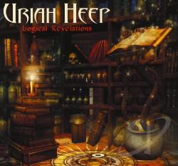 Uriah Heep - Logical Revelations CD Cover Art