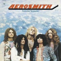 Aerosmith - Aerosmith CD Cover Art