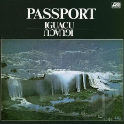 Passport - Iguacu CD Cover Art