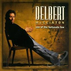 McClinton, Delbert - One of the Fortunate Few CD Cover Art