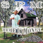 South Park Mexican - Time Is Money CD Cover Art