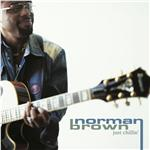 Brown, Norman - Just Chillin' CD Cover Art