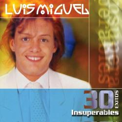 Miguel, Luis - 30 Exitos Insuperables CD Cover Art